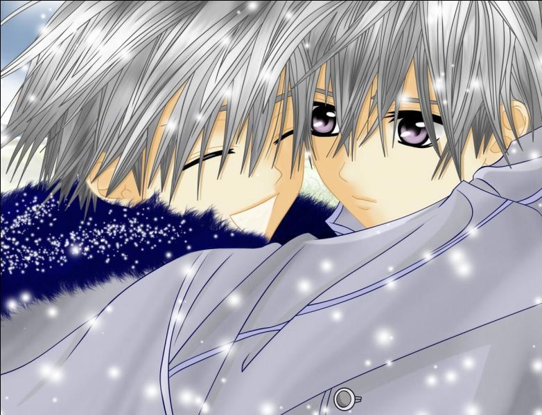 Quelle malédiction subissent Zero et Ichiru ?