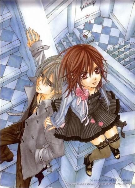 Quel rôle jouent Zero et Yuki par rapport à l'Academy Cross ?