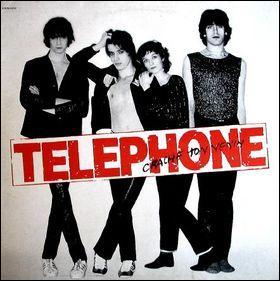 Quel était le nom de départ de Téléphone ?