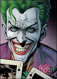 On commence par le plus grand ennemi de Batman, comment se nomme ce méchant ?