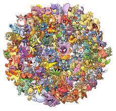 Pokémon classiques