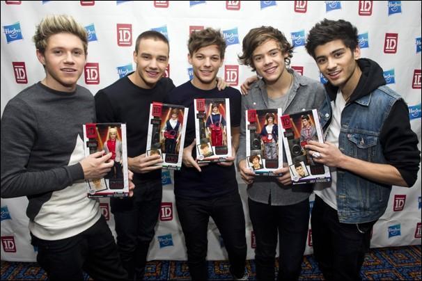 Sur les One Direction