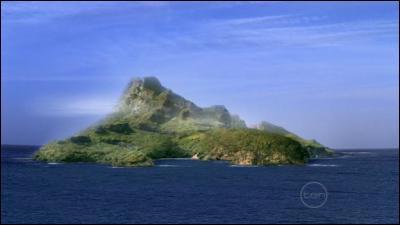 Comment s'appelle l'île sur laquelle elles sont devenues des sirènes ?
