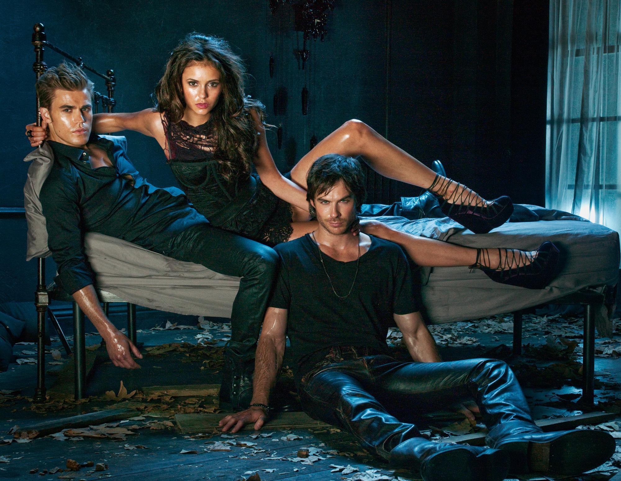 Vampire Diaries - Saison 4