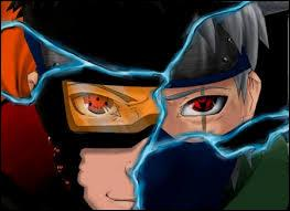 Le Sharingan dans l'œil gauche de Kakashi lui appartient-il réellement ?