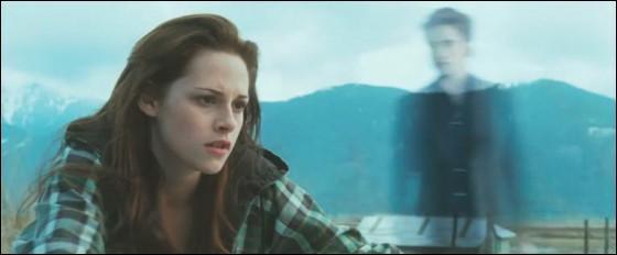 Quand Bella entend-elle la voix d'Edward ?