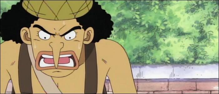 Épisode 11 - Usopp découvre le plan machiavélique de Kuro... et essaie de prévenir tout le monde ! Mais cela ne se passe pas selon ses plans et personne ne le croit. Cochez ce qui arrive exactement. (3 réponses)