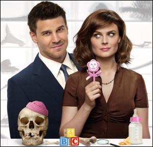 Est-ce que Booth et Brennan se sont-ils mariés avant d'avoir Christine ?