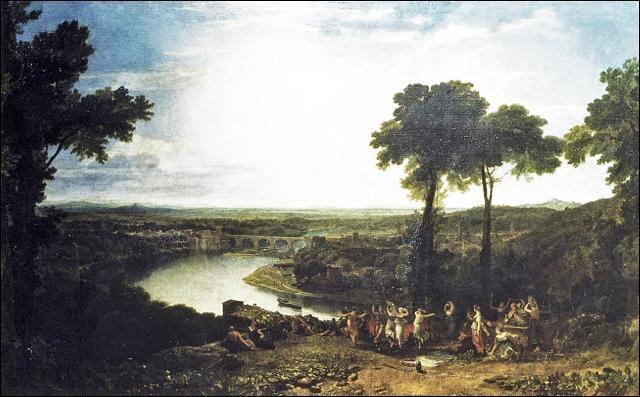 A quel peintre doit-on  La fête des vendanges à Mâcon , peinte en 1803 ?