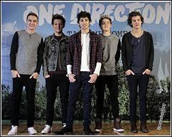 Qui a inventé le nom :  One Direction  ?