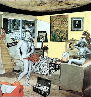 Les années 1950. Naissance du pop art. Qui a réalisé ce collage, en 1956 ?