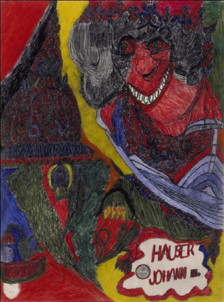 1945. Quel artiste français, se fondant sur les œuvres d'autodidactes et de marginaux (malades mentaux, vieillards, ermites), invente et définit l'art brut ?