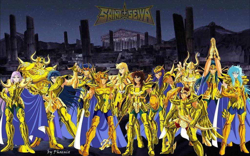 les chevaliers d or