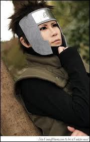 Qui est cet Anbu, actuel chef de l'équipe 7 et maîtrisant le Mokuton ?