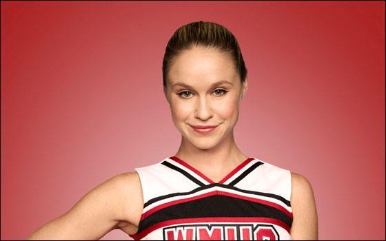 Comment s'appelle la nouvelle  garce  cheerleader du Glee Club ?