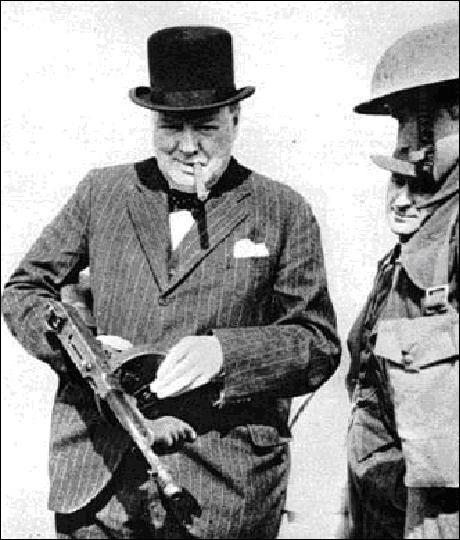 Et si vous trouviez la citation de Sir Winston Churchill ?
