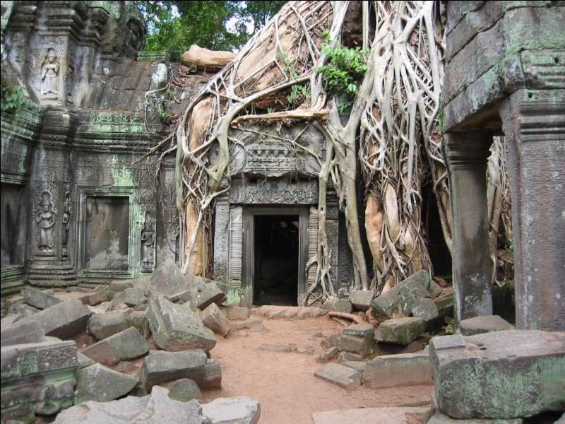 Où pouvez-vous saluer des  Kampuchéennes  ?