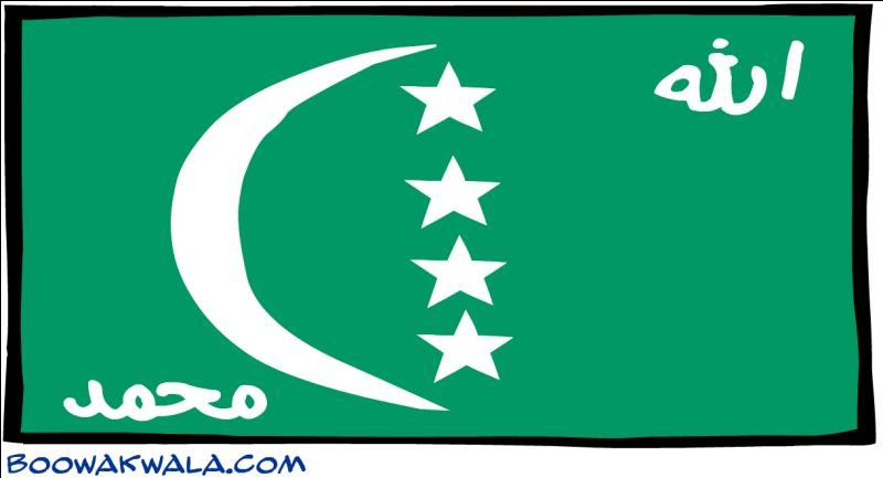 Quel est le nom des habitants de la capitale de l'Union des Comores ?