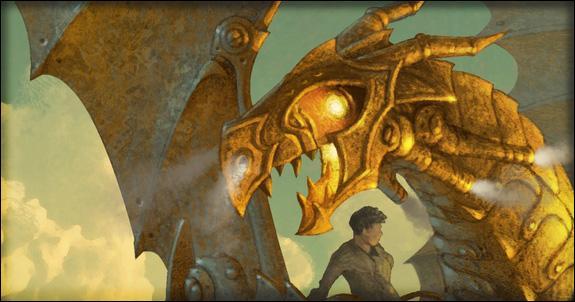 Comment Festus, le dragon, meurt-il ?