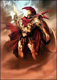 Qui est le dieu (déesse) de la guerre, de la brutalité et de la vengeance ?