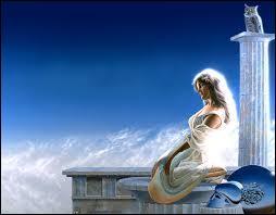 Qui est la déesse de la prudence guerrière ?