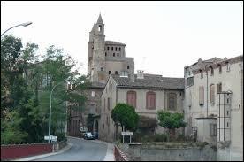 Je visite la commune de Rabastens (Tarn), qui se situe en région ...