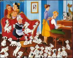 Combien de chiots Pongo et Perdita ont-ils au début du film ?