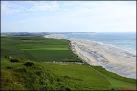 Quel est le nom de la côte située le plus au nord en France ?
