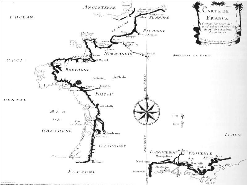 Parmi ces cinq côtes, combien ne sont pas des côtes du littoral français : Côte d'Amour, Côte de la Déroute, Côte des Légendes, Côte des Fleurs, Côte bleue ?