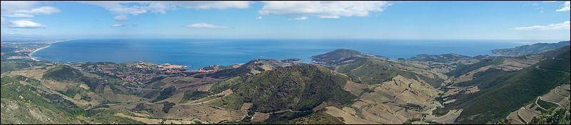 Quelle côte est située le plus au sud du littoral métropolitain français ?
