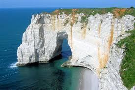 Balade le long des côtes françaises