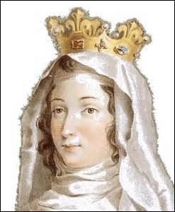 Je me nomme Marguerite de Provence. Je suis née en 1221 dans les Alpes-de-Haute-Provence à Forcalquier (de Raymond-Béranger IV, comte de Provence et de Béatrice de Savoie) et décède à Paris le 20 décembre 1295. J'épouse à Sens (Yonne) le 27 mai 1234 le roi :