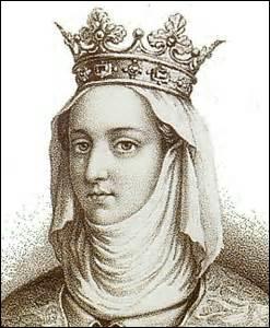 Je me nomme Jeanne I de Navarre. Je suis née en Champagne à Bar-sur-Seine (du roi Henry I de Navarre et de Blanche d'Artois) et décède le 04 avril 1305 à Vincennes. J'épouse le 16 août 1284 le roi :