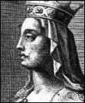 Je me nomme Bertrade de Laon mais je suis nommée traditionnellement  Berthe aux Grands Pieds . Je suis née vers 720 dans une famille aristocrate franque et décède le 12 juillet 783 à Choisy-au-Bac (Oise). Qui est mon roi ?