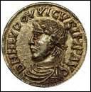 Je me nomme Ermengarde de Hesbaye. Je suis née vers 778 dans une famille aristocrate et décède le 03 octobre 818 à Angers. Qui est mon royal époux ?