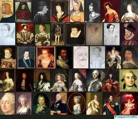 Reines de France : avec quel roi ont-elles régné ?