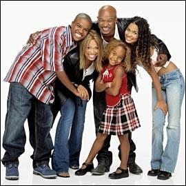 Quel est le nom de famille des personnes qui jouent le rôle principal de  Ma Famille d'abord  ?