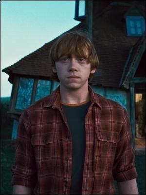 Où Ron est-il allé avec sa famille ?