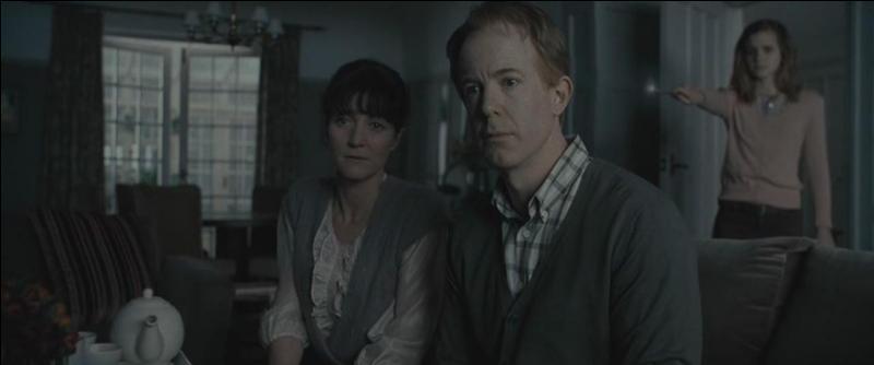 Les parent d'Hermione travaillent .
