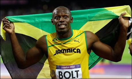 Où Usain Bolt a-t-il établi le record du monde sur 200 mètres ?