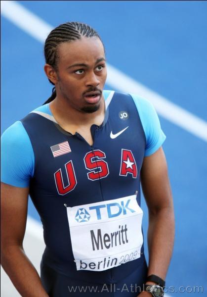 Lors de quelle compétition Aries Merritt a-t-il établi le record du monde sur 110 mètres haies ?