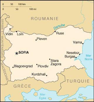 En quelle année la Bulgarie a t-elle obtenu son indépendance de l'Empire Ottoman ?
