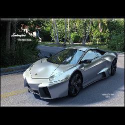 De quoi se sont inspirés les designers de Lamborghini pour concevoir le Reventon ?