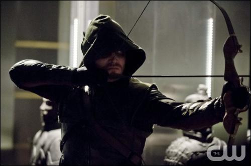 Dans cette série, vous ferez la connaissance de  Green Arrow , l'archer vert !