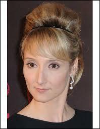Quel rôle Audrey Lamy joue-t-elle en 2002 ?