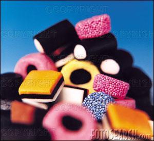 De quel pays viennent ces bonbons ?
