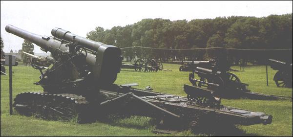 De quelle nationalité est cette pièce d'artillerie?