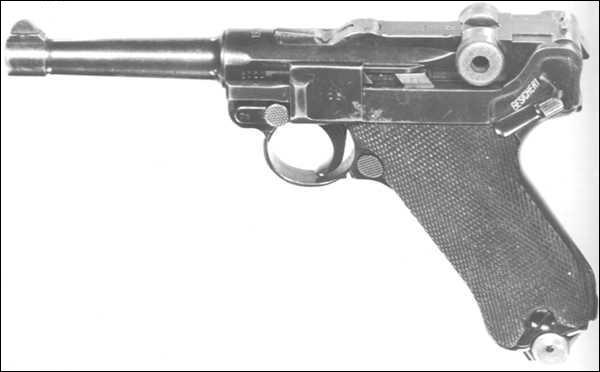 Quel est le nom de cette arme de poing?