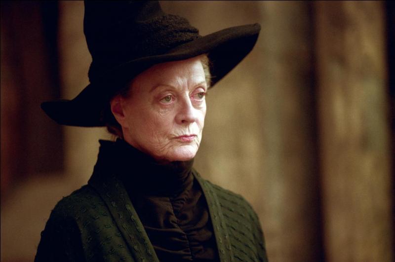 Dans le film, McGonagall leur raconte l'histoire de la Chambre des Secrets. Quel professeur le fait dans le livre ?