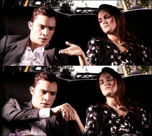 Dans quel épisode de la saison 5, Chuck et Blair ont-ils un accident de voiture ?